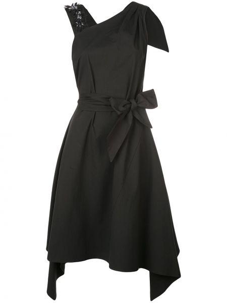 Асимметричное платье Josie Natori