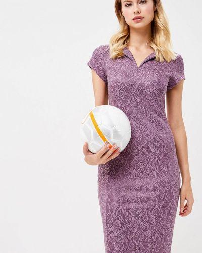 Фиолетовое платье Eliseeva Olesya