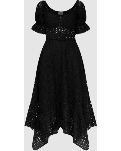 Черное платье макси Charo Ruiz