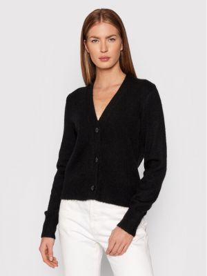 Kardigan - czarny Calvin Klein Jeans