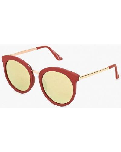 Солнцезащитные очки 2019 круглые Topshop