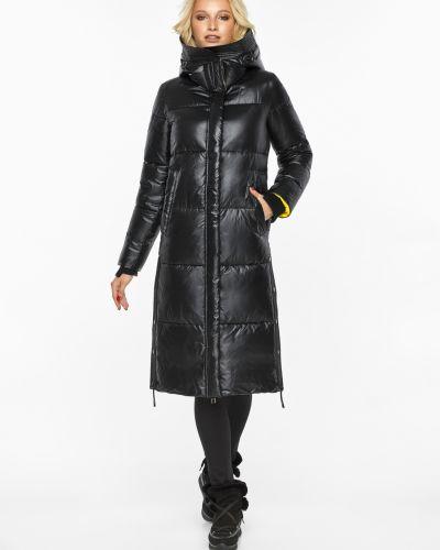 Куртка с капюшоном - черная Braggart