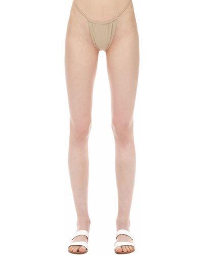 Bikini z nylonu bezszwowy Aexae