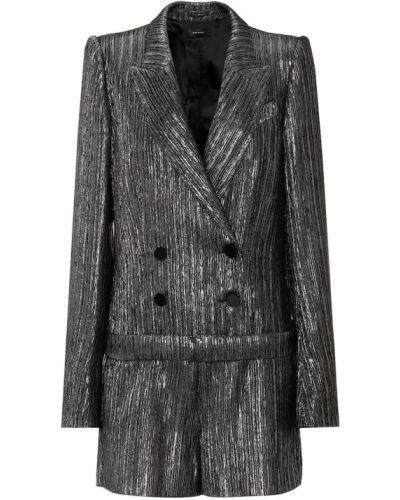 Комбинезон с шортами из вискозы с завышенной талией Isabel Marant