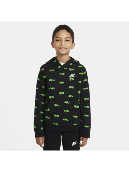 Sweter z kapturem Nike