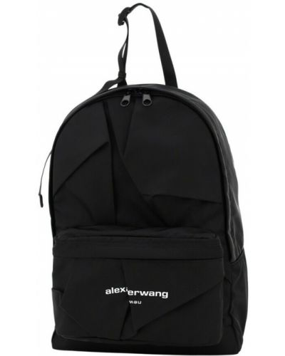 Czarny plecak sportowy Alexander Wang