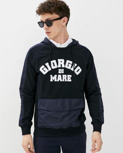 Худи - черное Giorgio Di Mare