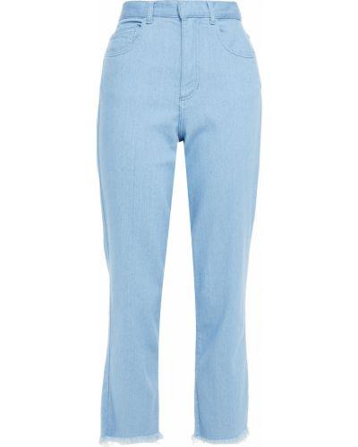 Mom jeans bawełniane - niebieskie Marques Almeida