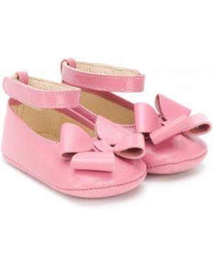 Розовые туфли Pépé Kids
