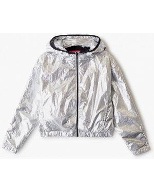Куртка серебряный весенняя Blukids