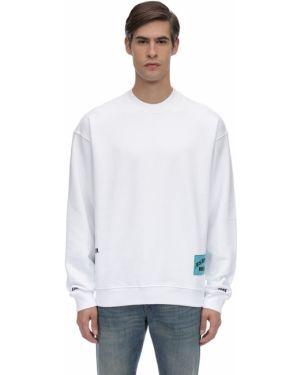 Bluza z haftem bawełniana oversize A$ap Ferg By Platformx