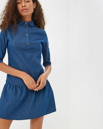 Платье прямое осеннее Sartori Dodici