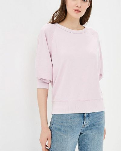 Фиолетовый свитшот Gap
