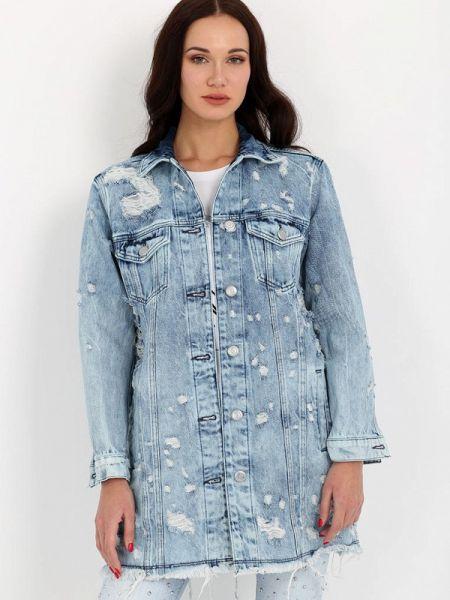 Джинсовая куртка весенняя Whitney