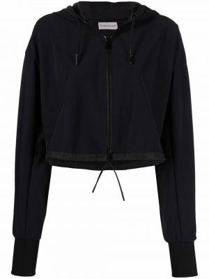 Черная куртка из полиамида Moncler