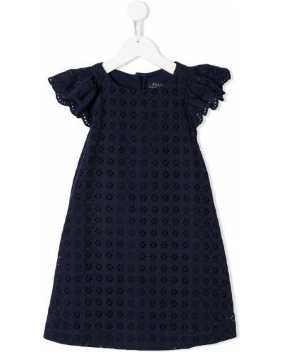 Платье на пуговицах Ralph Lauren Kids