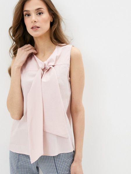 Розовая блузка Massimiliano Bini