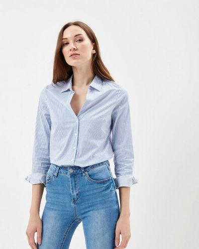 Голубая рубашка Jennyfer