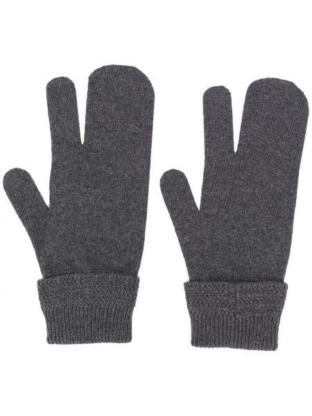 Rękawiczki z mankietami wełniany Maison Margiela