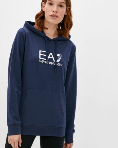Синяя олимпийка Ea7