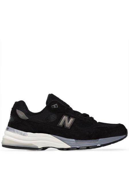 Sneakersy zamszowe klasyczny New Balance
