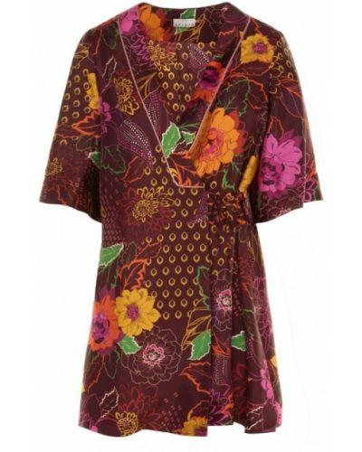 Brązowe kimono Sfizio