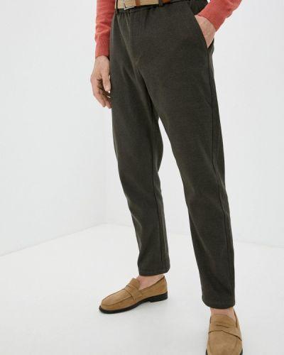 Коричневые брюки Qwentiny