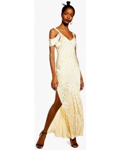 Вечернее платье весеннее индийский Topshop