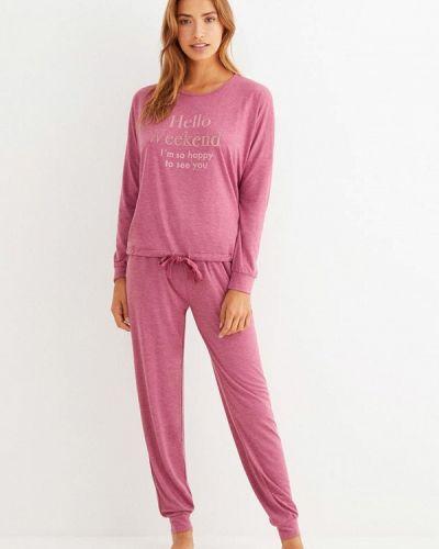 Пижамная розовая пижама Women'secret