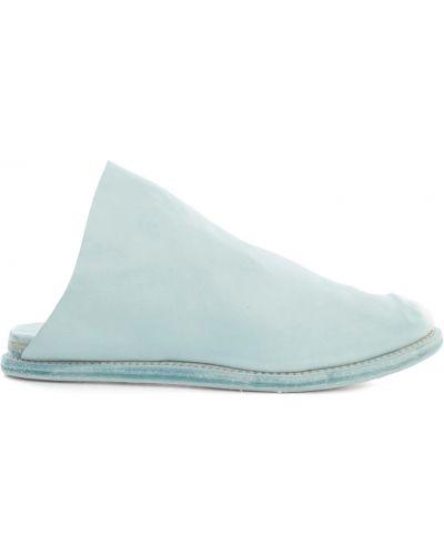 Niebieskie sandały Guidi