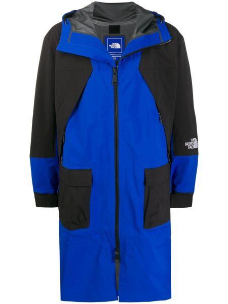 Długi płaszcz z kapturem - czarny The North Face Black Series