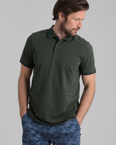 T-shirt - zielona Mountain Warehouse
