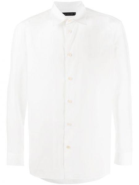Koszula z długim rękawem klasyczna wyposażone Issey Miyake