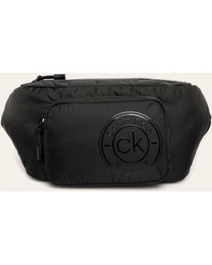 Skórzana torba nylon codziennie Calvin Klein