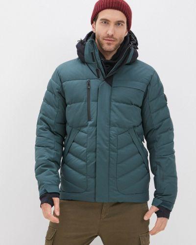 Куртка горнолыжная - бирюзовая VÖlkl