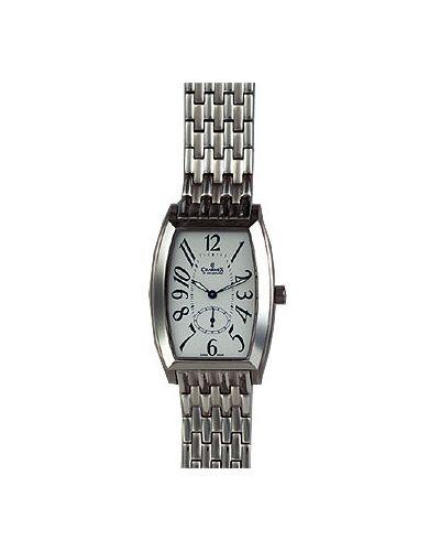 Часы водонепроницаемые белые швейцарские Charmex
