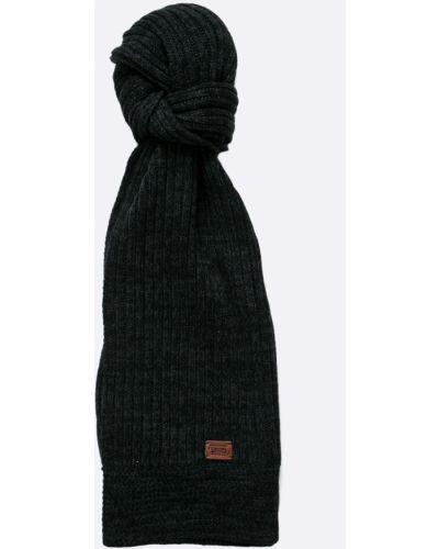 Черный шарф Camel Active
