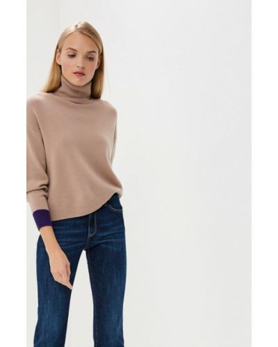 Бежевый свитер Pinko