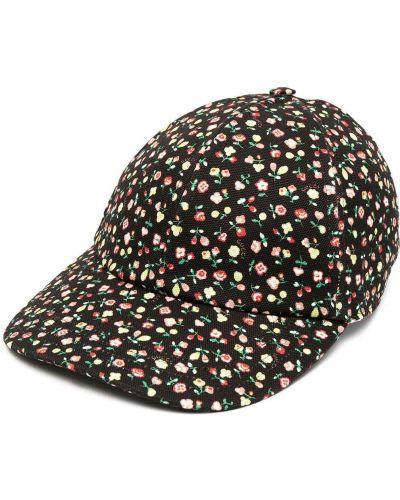Baseball bawełna bawełna czarny czapka z daszkiem Gucci