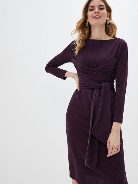 Вечернее платье - фиолетовое Sultanna Frantsuzova