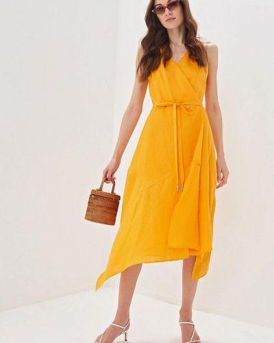 Платье с запахом Adolfo Dominguez
