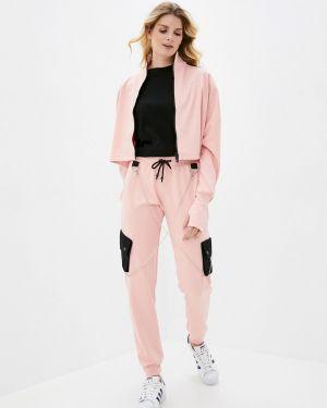 Костюм розовый спортивный Malaeva
