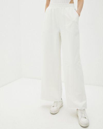 Белые спортивные брюки Trendyangel