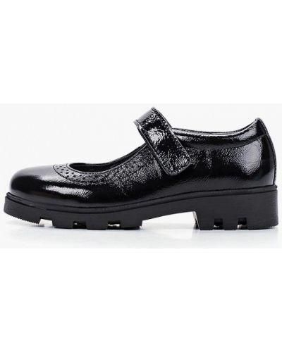Туфли черные лель