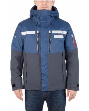 Флисовая куртка - синяя Red Fox