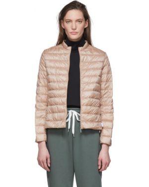 Длинная куртка стеганая нейлоновая Max Mara Leisure
