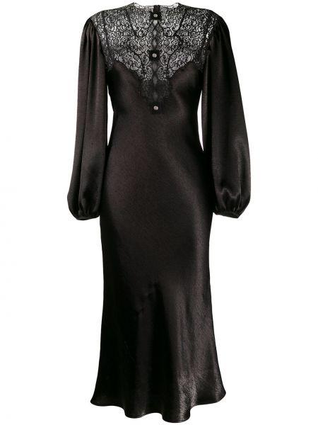 Sukienka midi mini z guzikami Christopher Kane