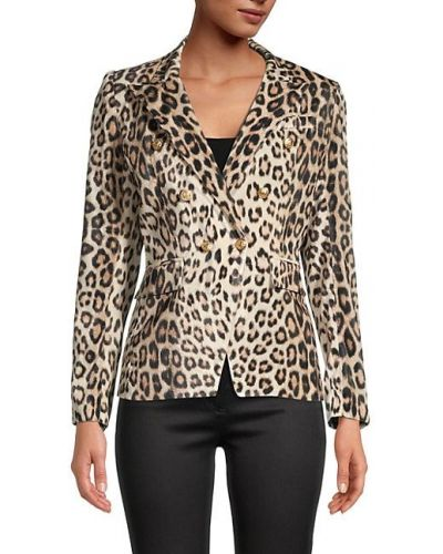 Удлиненный пиджак с подкладкой с длинными рукавами с отворотом Generation Love