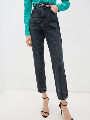 Серые турецкие джинсы Patrizia Pepe