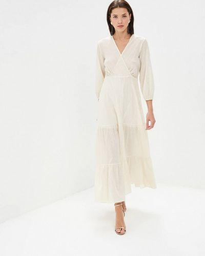Платье - бежевое Adl